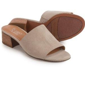 Franco Sarto Tempest Slide Sandals
